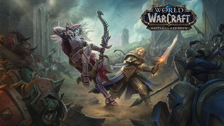 Battle for Azeroth pre-purchase is live