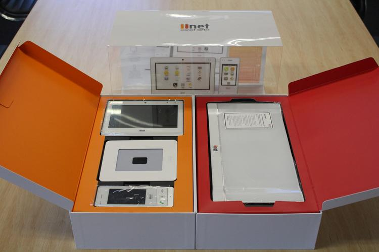 In pictures: iiNet's Budii ADSL2+ modem - Slideshow - Good