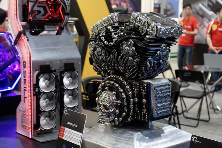 In Pictures: 50 weird and wonderful PC cases we saw at this
