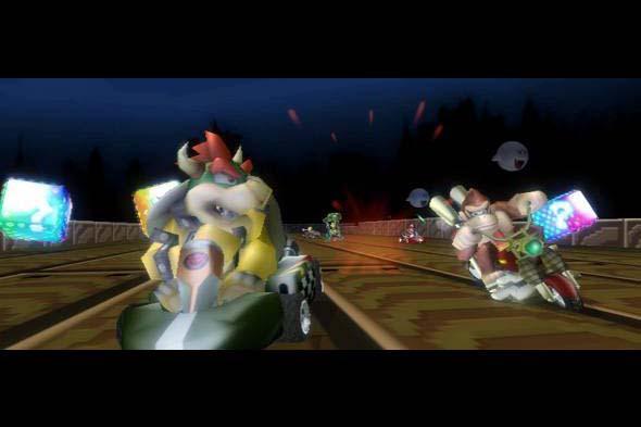 Making Countdown In Mario Kart Wii Crazier Super Smash Bros