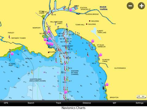 Best ipad gps apps slideshow good gear guide australia marine australia hd gumiabroncs Gallery