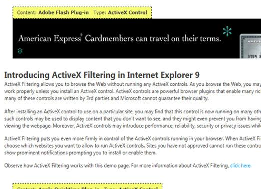 First look at Microsoft Internet Explorer 9 - Slideshow