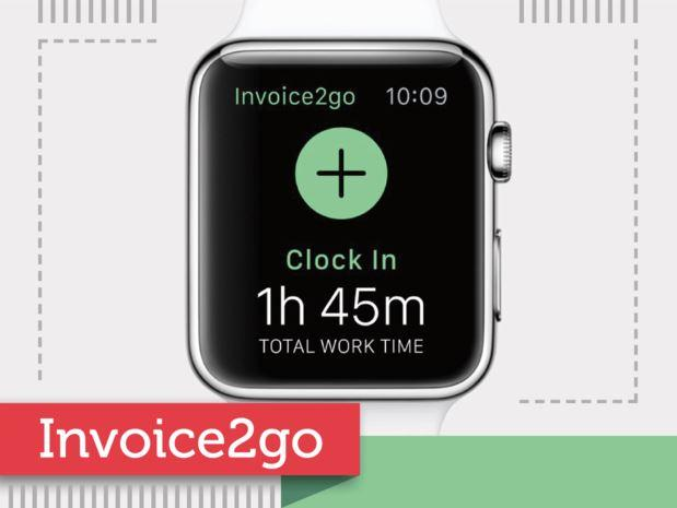 In Pictures Musthave Apple Watch Apps Slideshow PC World - Invoice to go app