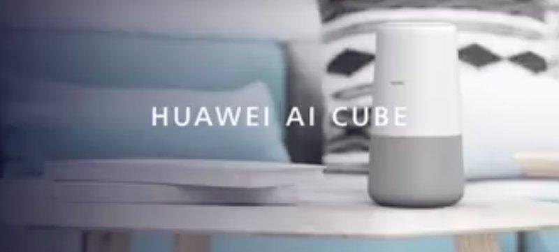 IFA 2018: Huawei reveal their AI Cube smart speaker - PC World Australia