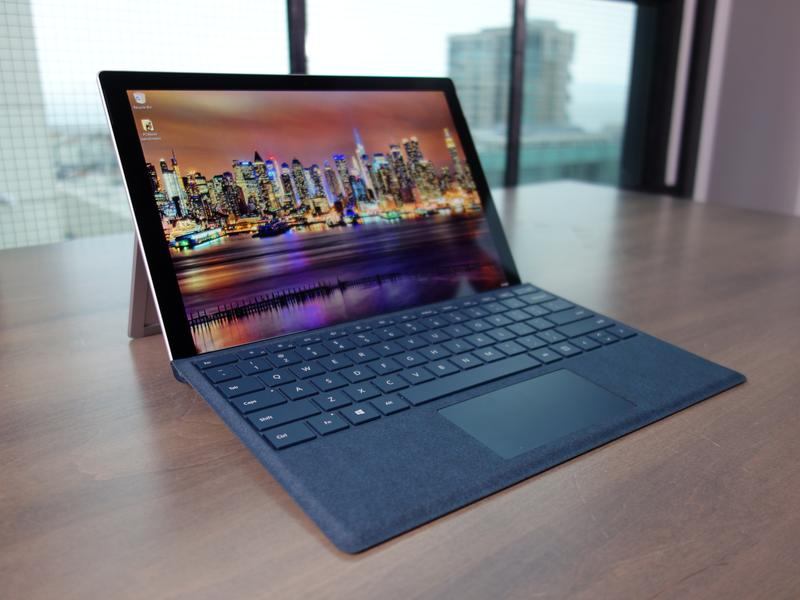 microsoft adds surface pro with lte for connectivity on. Black Bedroom Furniture Sets. Home Design Ideas