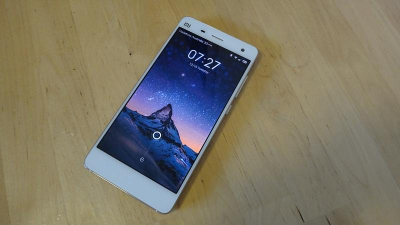 Xiaomi Mi4 Hands On All The Makings Of A Great Flagship