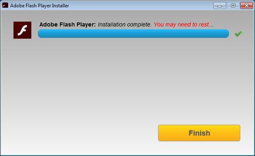 how to fix flash player