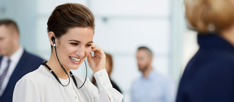 Jabra Confirm Anz Pricing And Availability For Evolve 75e Headphones Pc World Australia