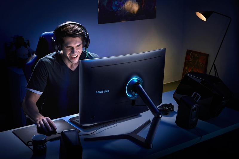 Samsung's decadent, ultra-fast CHG70 FreeSync 2 HDR monitor just hit its lowest price yet - PC World New Zealand