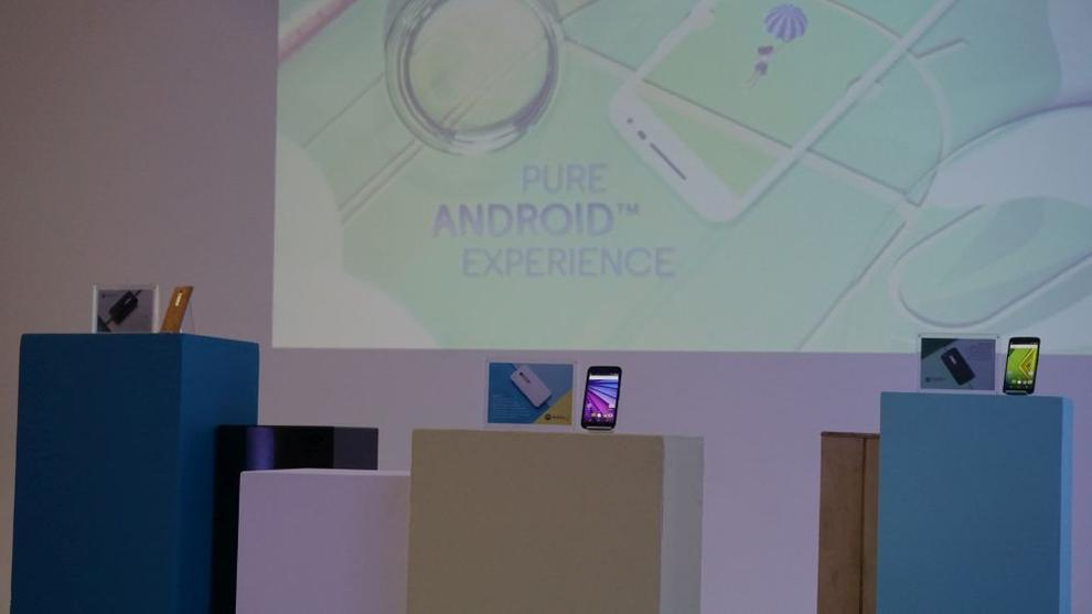 Motorola's revamped range of smartphones are coming to Australia. The range is composed of the Moto X Style, the Moto X Play and the third generation Moto G.
