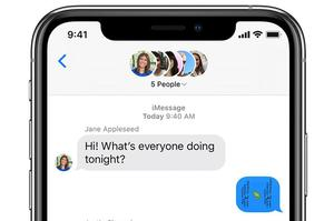 This random message notification will cause your iPhone to crash before you even read it