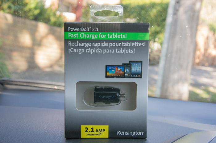 The PowerBolt Micro's retail package is simple -- it'll set you back around $30.