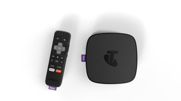 Telstra Corporation Telstra TV (2019) Review: - Home
