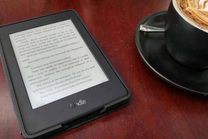 Amazon com Kindle Paperwhite e-book reader with 300ppi
