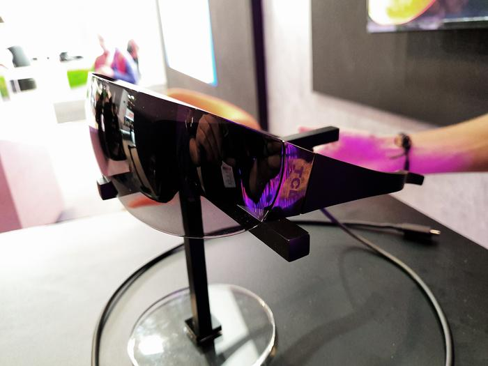 IFA 2019: TCL's wearable display smartglasses are right out