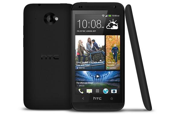 The HTC Desire 601.