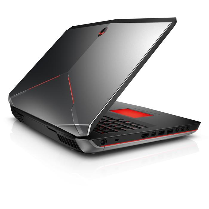 Alienware 17 back