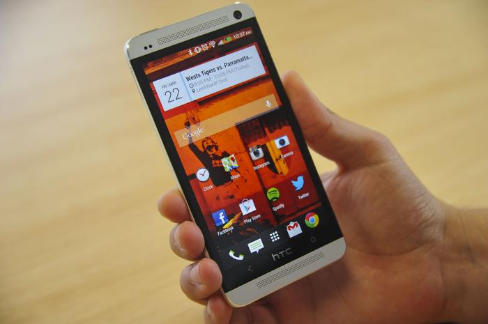 HTC One Review: The HTC One is one of the best designed