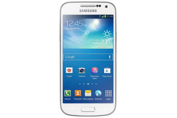 Samsung has announced the Galaxy S4 mini, which has a 4.3-inch screen.