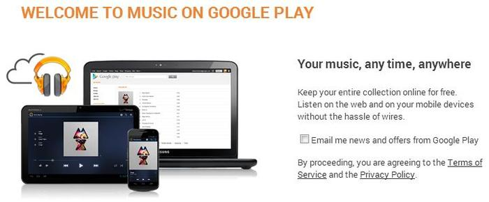 Google Play Music finally live in Australia - smartphones, tablets