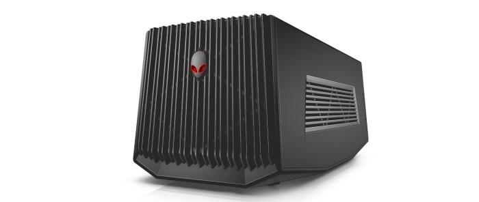 Alienware's Graphics Amplifier.