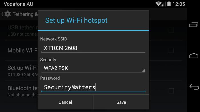 Tethering tutorial: How to use your Android smartphone as a