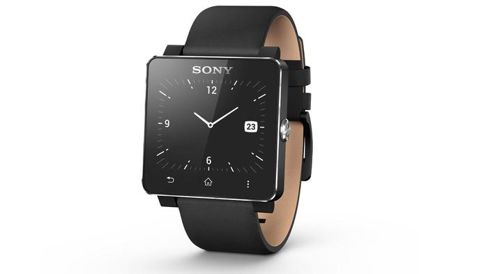 The Sony SmartWatch 2.