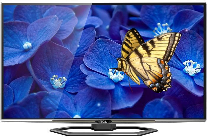 The TCL E5691 65-inch Ultra HD TV.