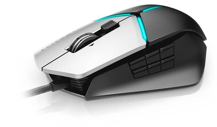 4530fe8fcf4 Alienware AW958 Mouse + AW768 Keyboard Review: - PC Components ...