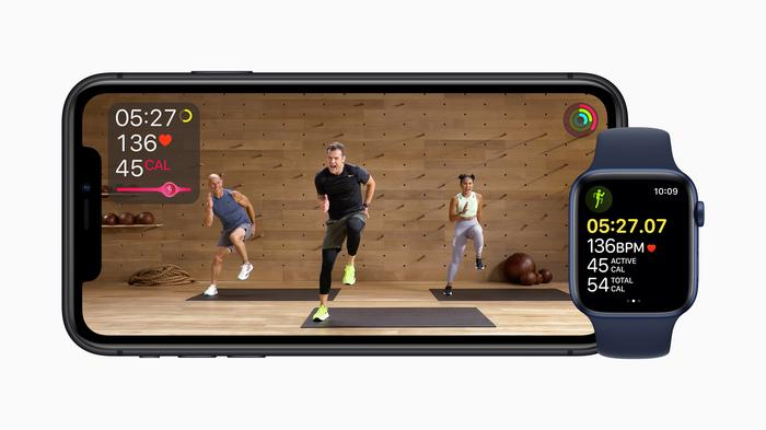Apple One fitness