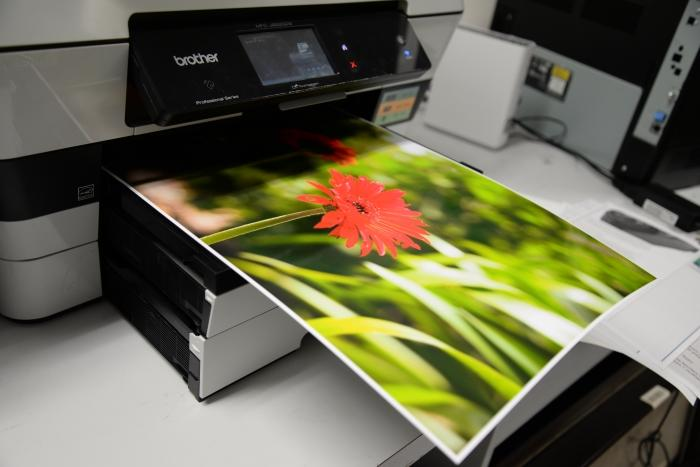 Brother international aust mfc j6920dw review brothers high end the paper trays need to be extended if you plan on printing a3 sized documents fandeluxe Images