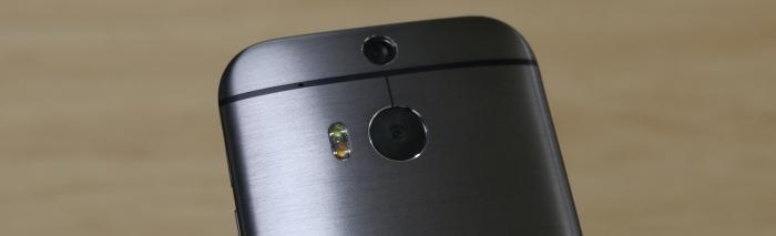The HTC One (M8)'s DuoCameras