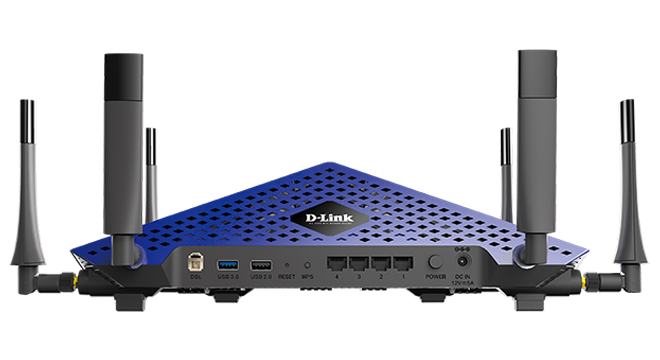 D-Link Australia Taipan Review: If Lamborghini made a modem-router