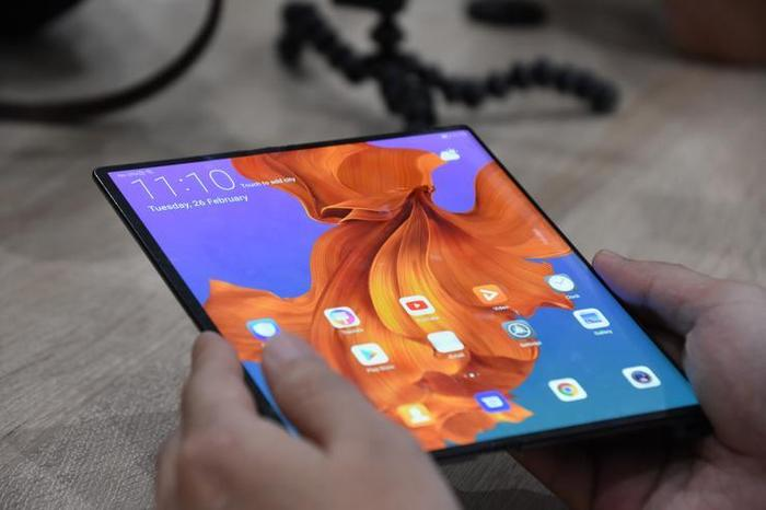 Huawei Mate X Folding Phone