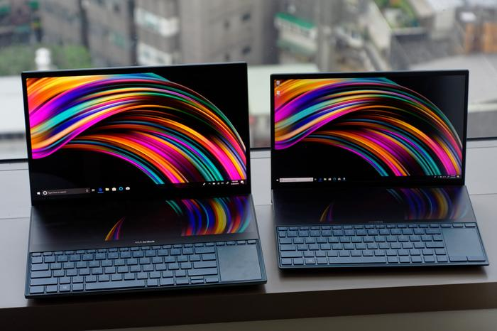 Computex 2019: ASUS doubles down on dual screen laptops - PC