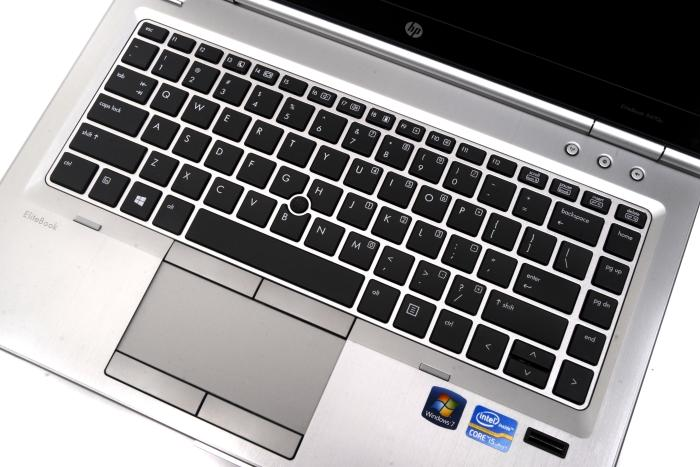 HP EliteBook 8470p business notebook Review: Stacks of built
