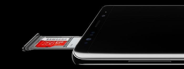 Samsung Galaxy Note 8 SD Card