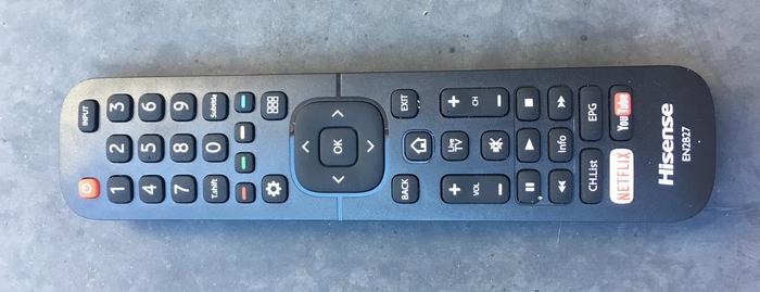 An ugly-looking remote can still be the best bet in terms of convenient layout and responsiveness.