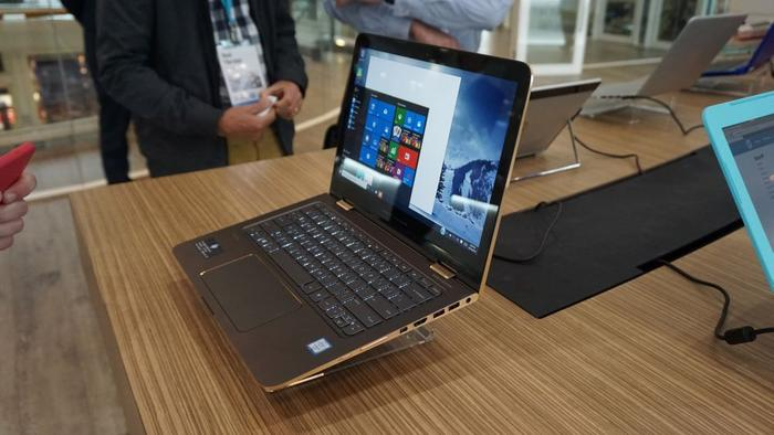 HP Spectre x360 in Ash Silver and Copper accents is now available in Australia starting at $2,299