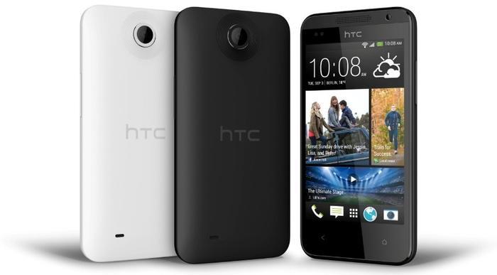 The HTC Desire 300.