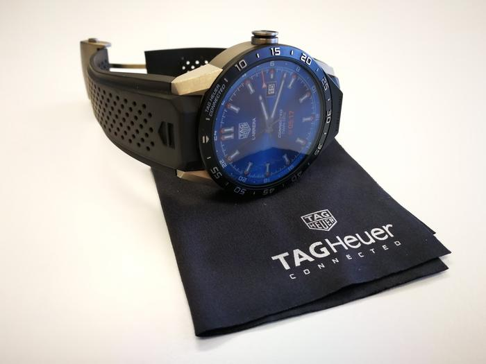 The original Tag Heuer Connected.