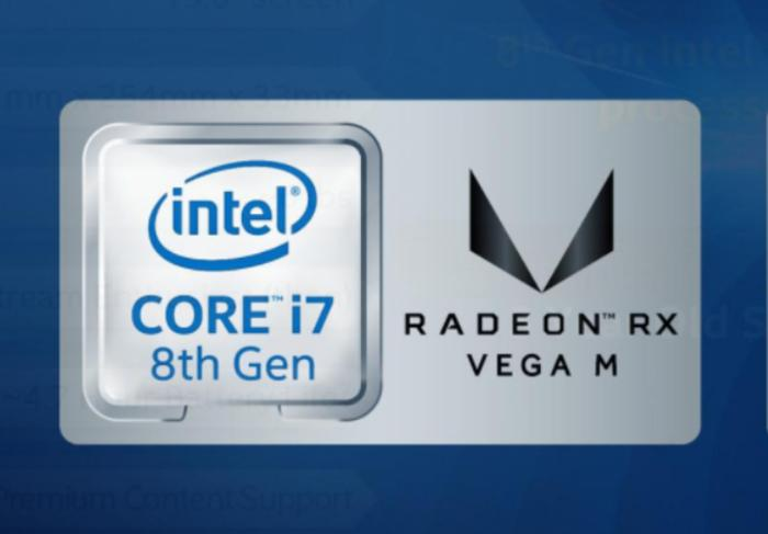 Intel's new processor packs a built-in Radeon GPU