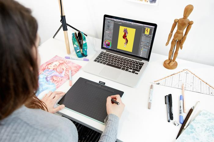 Wacom Intuos Review: - Tablets - PC World Australia