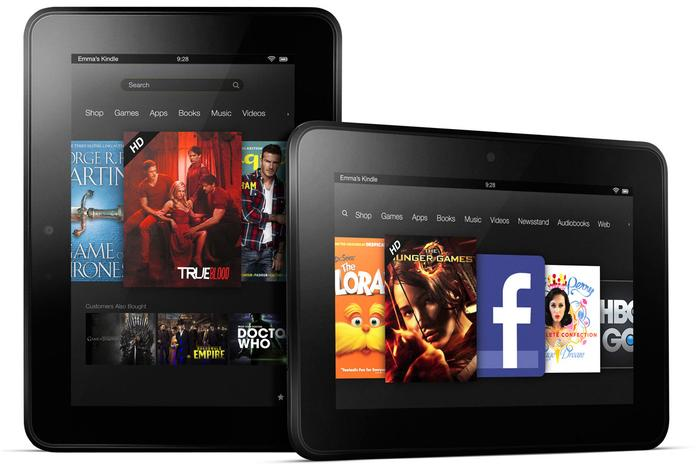 The Amazon Kindle Fire HD will be sold through Dick Smith.