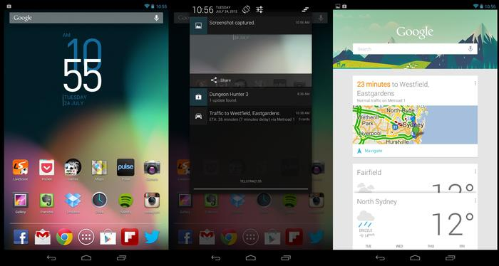 Jelly Bean 4.1 is by far the best version of Android yet.