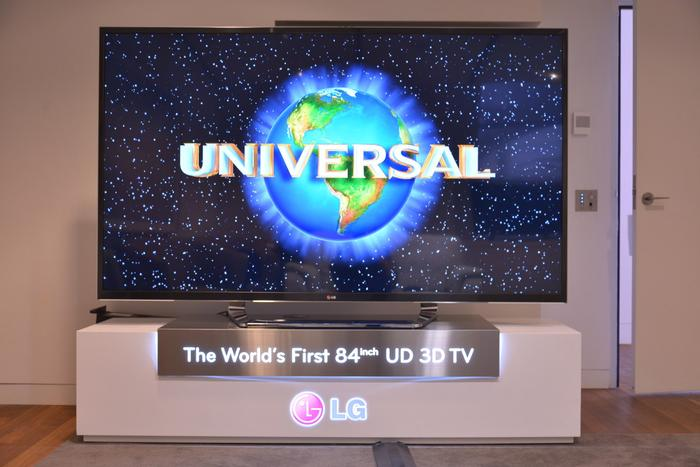 LG 84LM9600 Review: We put the new 84-inch LG Ultra Definition TV