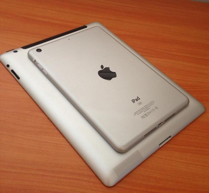 A leaked image of what could be the iPad mini. (Image credit: twitter.com/SonnyDickson)