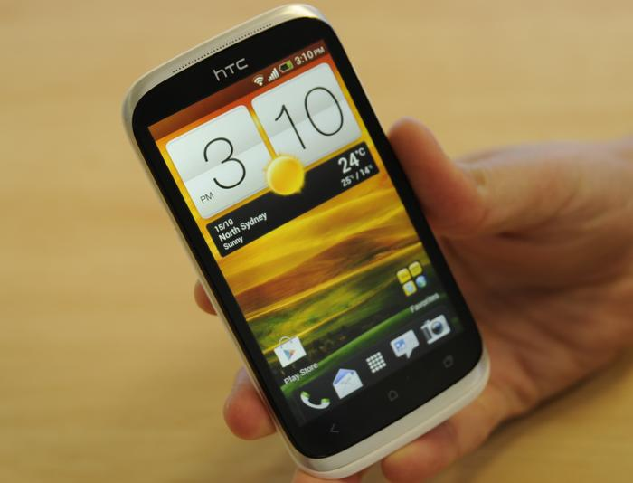 The HTC Desire X runs Google's 4.0 Ice Cream Sandwich software and once again features HTC's Sense 4.0 UI overlay.