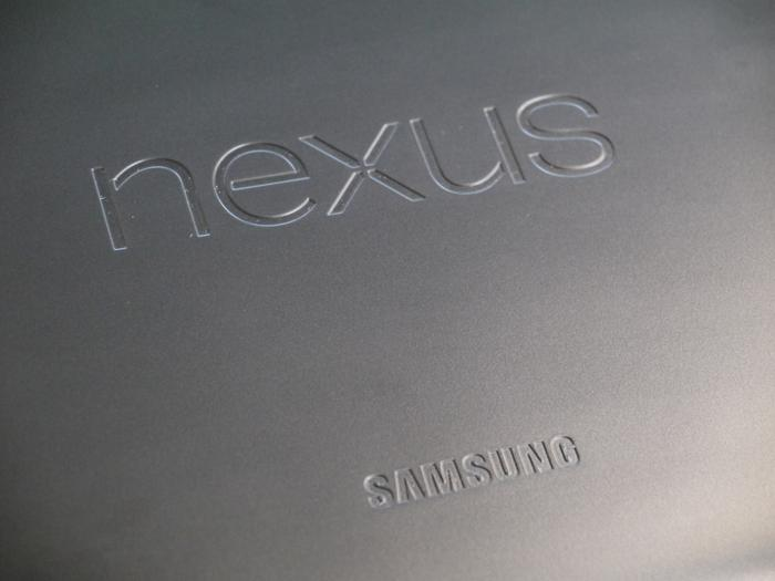 We wouldn't describe the Nexus 10 as ugly, but it's not overly attractive, either.