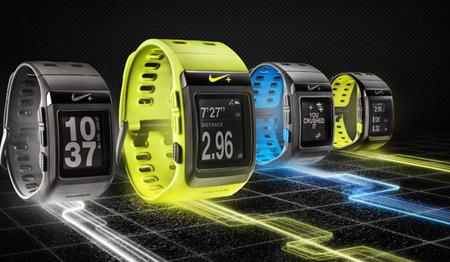Other colour variants of the Nike+ Sportwatch GPS.